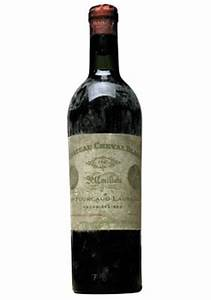 Most Expensive Old White Wine - Alux.com