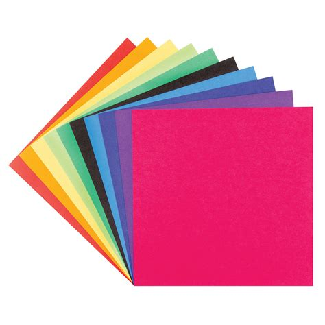 origami paper xcm  double sided coloured sheets