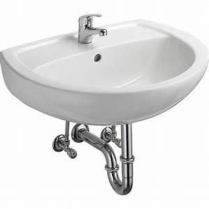 Siphon Waschbecken Obi : cmi waschbecken set 60 cm wei mit armatur kaufen bei obi ~ Yasmunasinghe.com Haus und Dekorationen