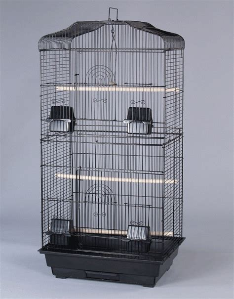 large bird cages large tall canary parakeet cockatiel lovebird finch bird cage 1703h 528