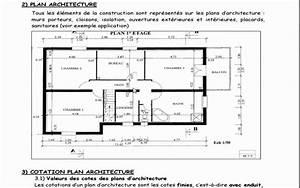cuisine dessins d architecture batiment btp dessiner plan With comment dessiner le plan d une maison