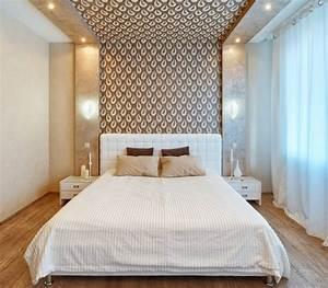 Schlafzimmer Deko Wand : schlafzimmer dekorieren 55 ideen f r wandgestaltung co ~ Buech-reservation.com Haus und Dekorationen