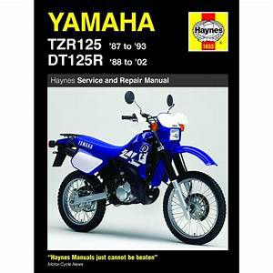 Yamaha Xt 125 R Service Manual