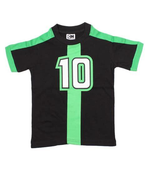 Ben Shirt ben 10 black and green cotton t shirt for buy ben