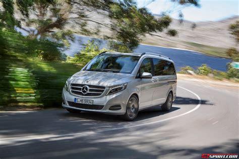 Review Mercedes V Class by Mercedes V Class Review Gtspirit