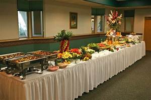Wedding Reception Buffet Set Up | Buffet Table Set Up For ...