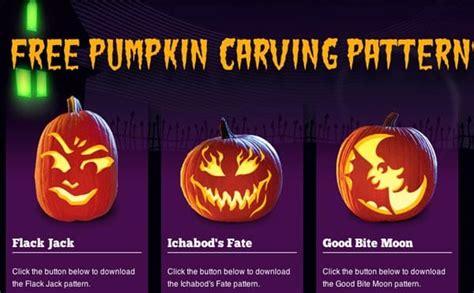 halloween pumpkin rush  carving patterns stencils