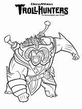 Coloring Trollhunters Troll Scary Bular Trolls Colouring Goblin Jim Printable Sheets Printables Dreamworks Fortnite Draw Kleurplaat Hunters Para Dibujos Gunmar sketch template