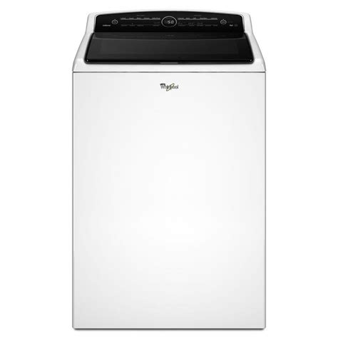 maytag bravos 43 reviews whirlpool cabrio 5 3 cu ft top load washer in white 7404