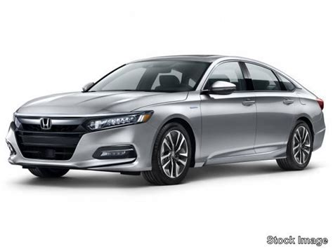 2019 Honda Accord Hybrid At Rossi Honda