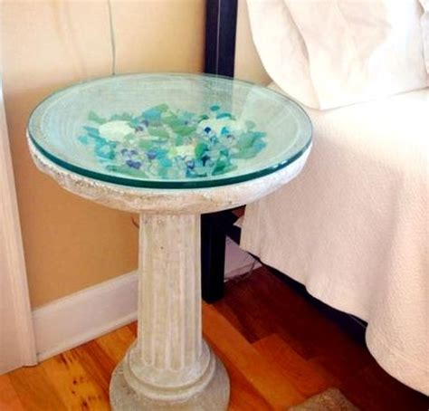 beach themed bedside tables decorating is for the birds daley decor with debbe daley