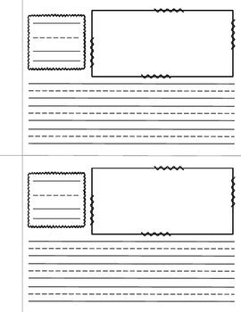 abc book template my abc book printable template by rocafort tpt