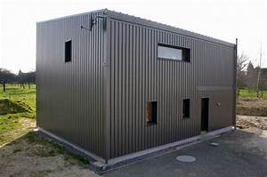 Prix Isolation Par L Extérieur : isolation d une maison par l exterieur 7 construire une ~ Dailycaller-alerts.com Idées de Décoration