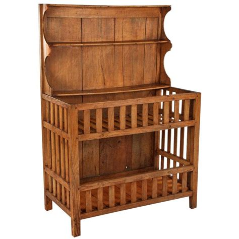 french country style pine egouttoir draining rack cupboard early   sale  stdibs