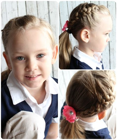 10 fast easy hairstyles for little girls everyone can do