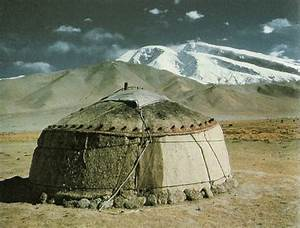 Original yurt (Construction) - Strange Google Earth maps