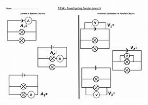 Gcse Aqa Physics - P4 5 - Parallel Circuits By Nteach