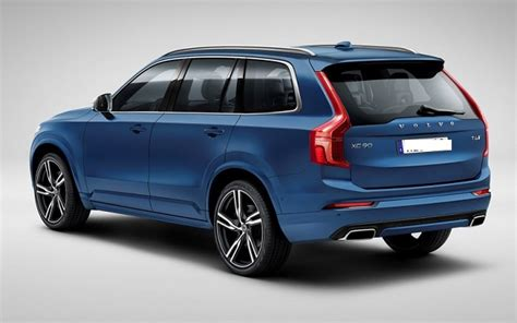 2019 Volvo Xc90 Release Date, Changes, T8, Redesign
