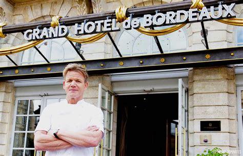 cauchemar en cuisine gordon ramsay vf le chef gordon ramsay ouvre restaurant à bordeaux