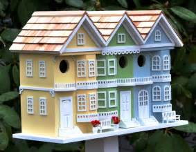 diy decorative bird houses ideas
