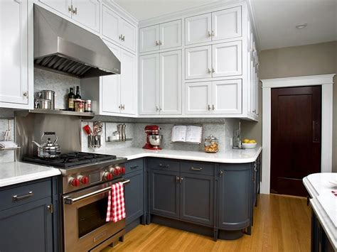 kitchen cabinet colors pictures two color kitchen cabinets home furniture design