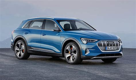 audi  tron revealed  electric car price range