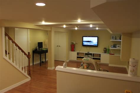 Small Basement Design KITCHENTODAY