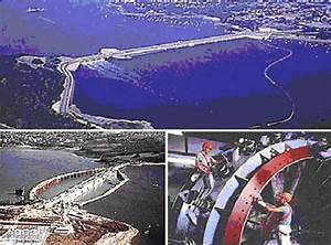 The La Rance Tidal Power Station In France  13