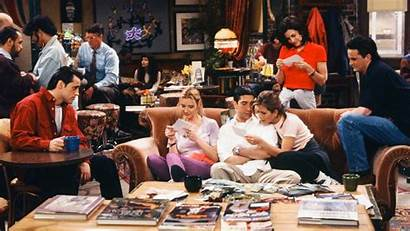 Friends Tv Wallpapers Central Perk 4k Cool