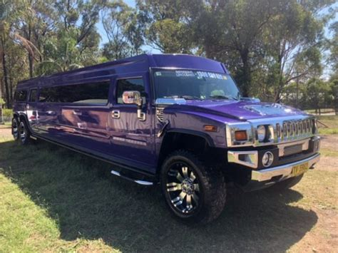 Stretch Hummer by Stretch Hummer Limo H2 Limousines Sydney Limousines