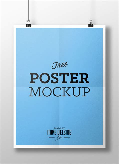 Poster Mockup Freebie Friday Free Poster Mockup In 2018 My Posts