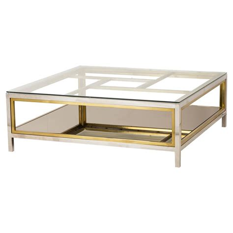 silver glass coffee table phila regency glass silver gold coffee table kathy kuo home