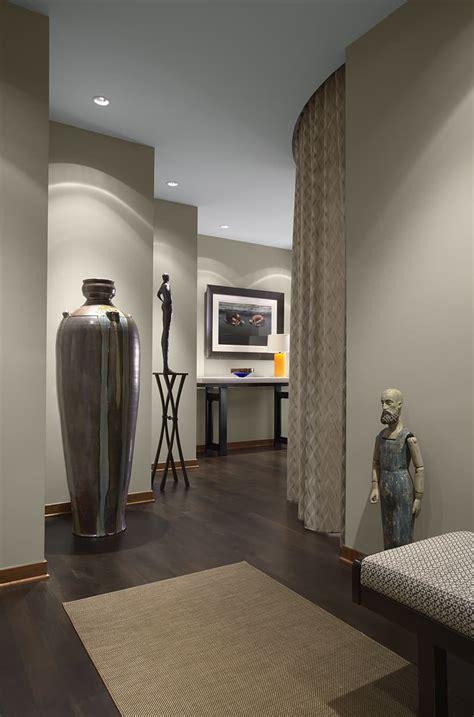 Condo Foyer Ideas by Downtown Riverfront Condo Remodel David Heide Design Studio