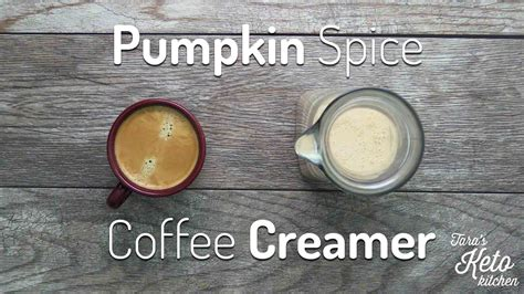 It's easy to find brands that are made specifically for keto diets. Keto Pumpkin Spice Coffee Creamer - Whole Body Living