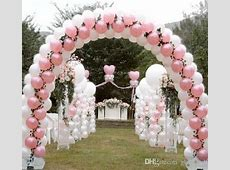 Wedding Layout Props Balloon Arch Folding Arch Frame