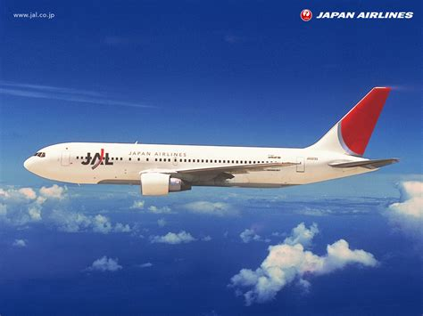 japan airlines   jal aircraft collection