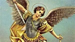 Oraci U00f3n A San Miguel Arc U00e1ngel