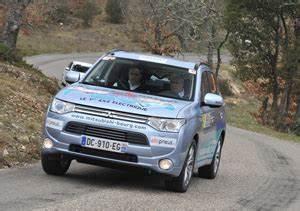 4x4 Hybride Rechargeable : mitsubishi le 4x4 hybride rechargeable outlander phev au rallye de monaco ~ Gottalentnigeria.com Avis de Voitures