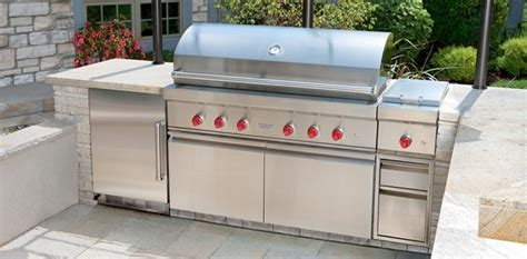 built in bbq cost outdoor grill outdoor grills sub zero wolf appliances made in america cheaper than