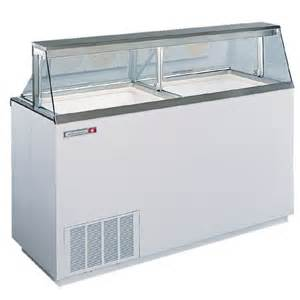 kelvinator freezers and dipping cabinets