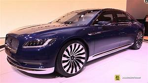 Continental Auto : 2016 lincoln continental review and information united cars united cars ~ Gottalentnigeria.com Avis de Voitures