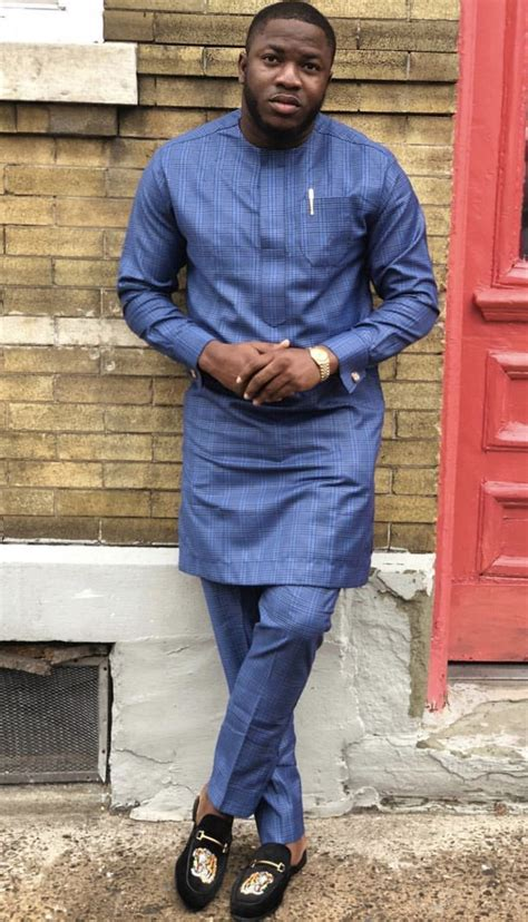 Latest Native Styles For Couples Cloths Nigerian Men