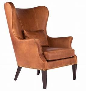 Clinton, Modern, Wingback, Chair
