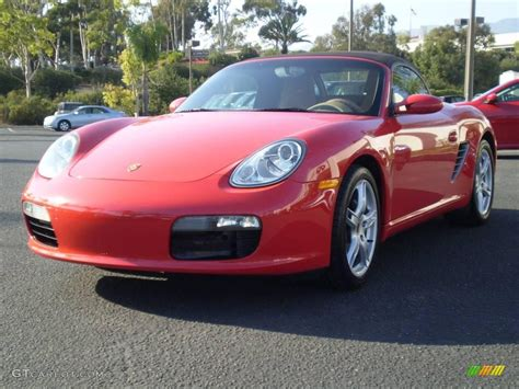 guards red porsche 2006 guards red porsche boxster 1016907 gtcarlot com