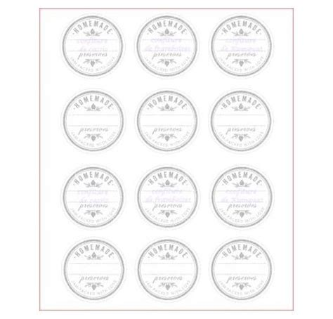 etiquettes pour pots de confiture a imprimer tuto r 233 aliser des 233 tiquettes rondes pour pots 224 confiture d apr 232 s un mod 232 le martha stewart