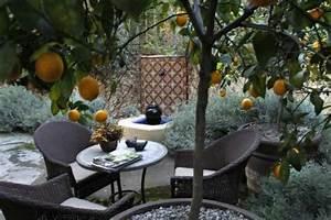 Sitzecke Garten Rattan : mediterraner garten ist das ein erreichbares ziel auch in ~ Lateststills.com Haus und Dekorationen