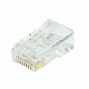 K3001 Rj45 Cat5e Cable Connector - Connectors