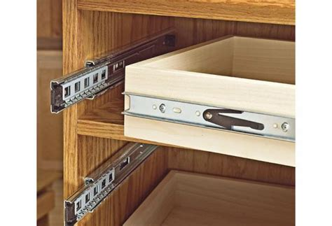 drawer  demystified wood magazine