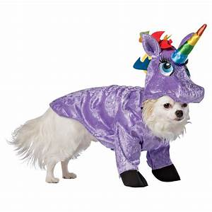 Unicorn Dog Costume by Rasta Imposta - Purple with Same ...