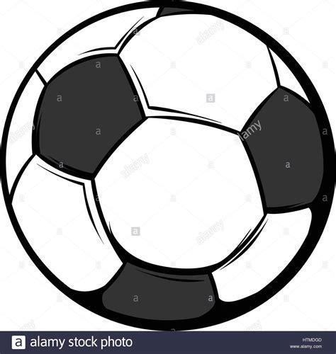 foto de Pallone da calcio icona cartoon Illustrazione Vettoriale